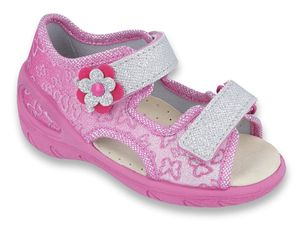 Sandały dziewczęce Sunny Befado - 065X123