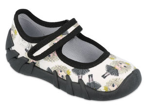 Buty dziewczęce Roztańczona Monia - 109P228